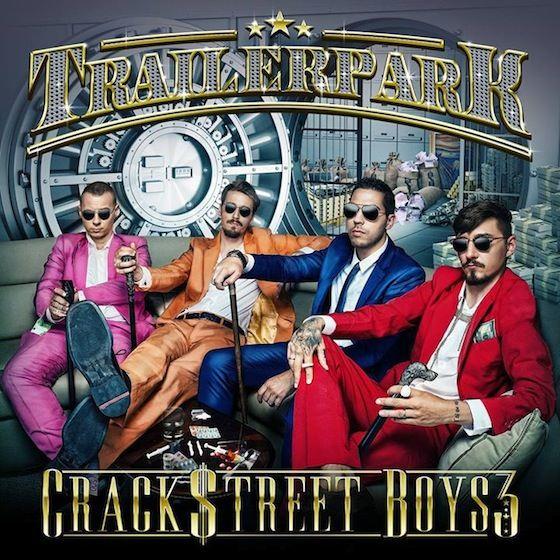 Trailerpark – Crackstreet Boys 3 Album Cover