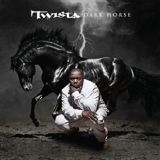 Twista – Dark Horse Album Cover