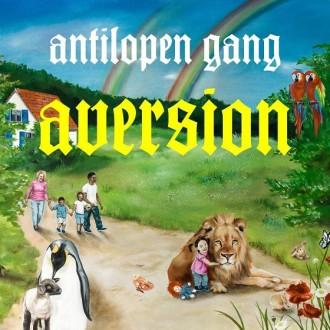 Antilopen Gang - Aversion Album Cover