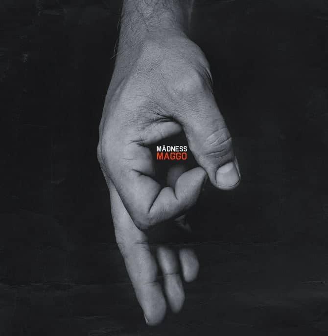 Mädness – Maggo EP Album Cover