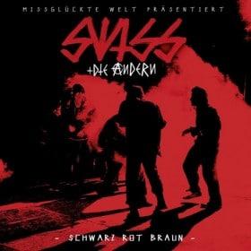 Swiss & die Andern - Schwarz Rot Braun EP Cover