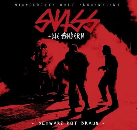 Swiss & Die Andern – Schwarz Rot Braun EP Album Cover