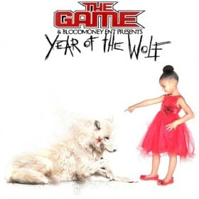 The Game - The year of the wolf Album Cover