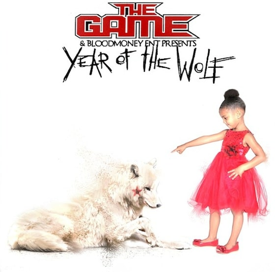 Game – The Year of the Wolf Album Cover
