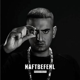 Haftbefehl - Russisch Roulette Album Cover