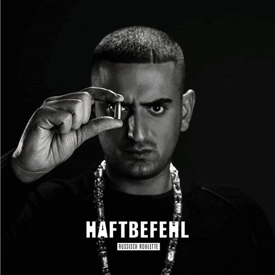 Haftbefehl – Russisch Roulette Album Cover