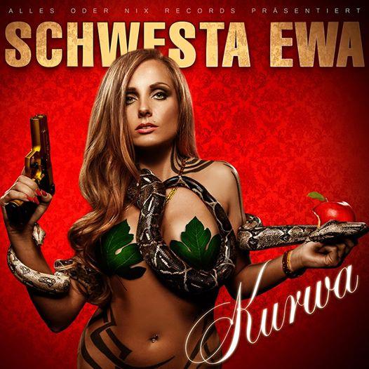 Schwesta Ewa – Kurwa Album Cover