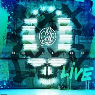 Sido - 30-11-80 Live Album Cover