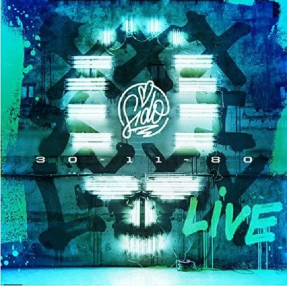 Sido - 30-11-80 Live Album Cover
