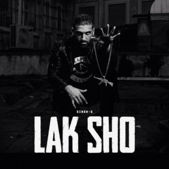 Sinan G - Lak Sho Album Cover