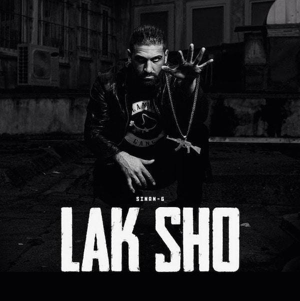 Sinan G – Lak Sho Album Cover