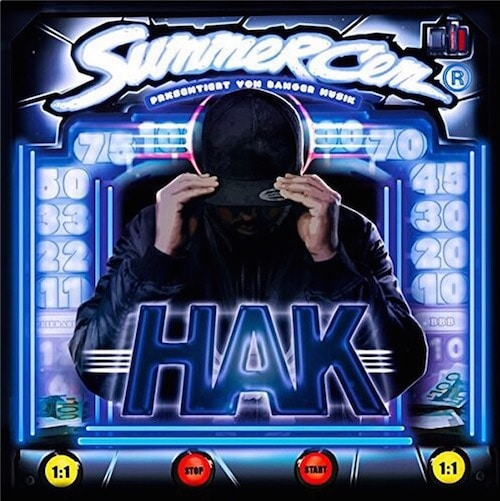Summer Cem – HAK Album Cover