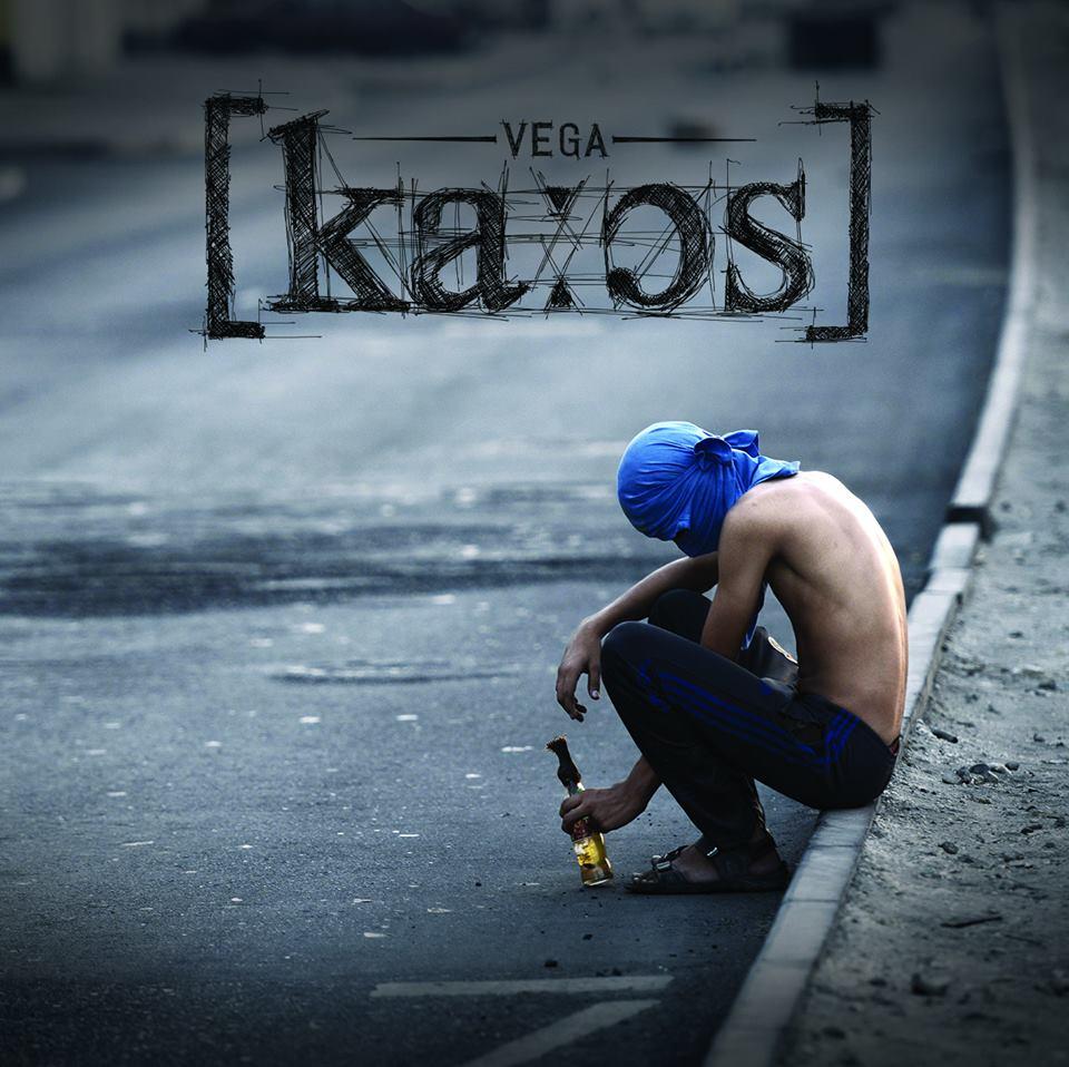 Vega – Kaos Album Cover