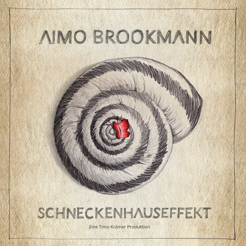 Aimo Brookmann – Schneckenhauseffekt Album Cover