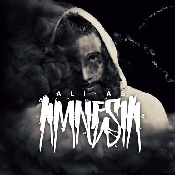Ali As – Amnesia Album Cover