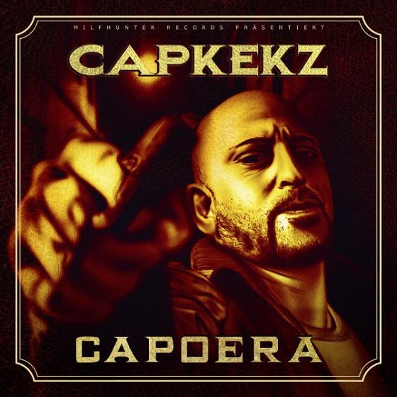 Capkekz – Capoera Album Cover