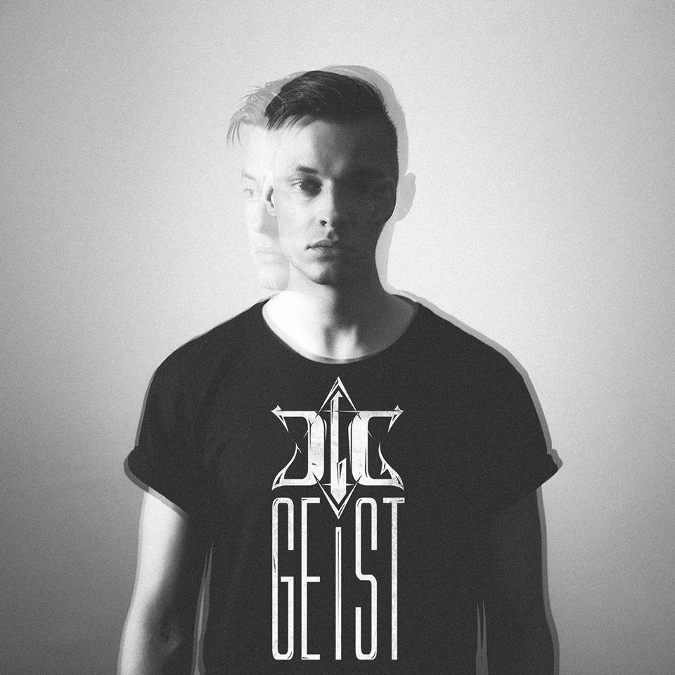 DLG – Geist Album Cover