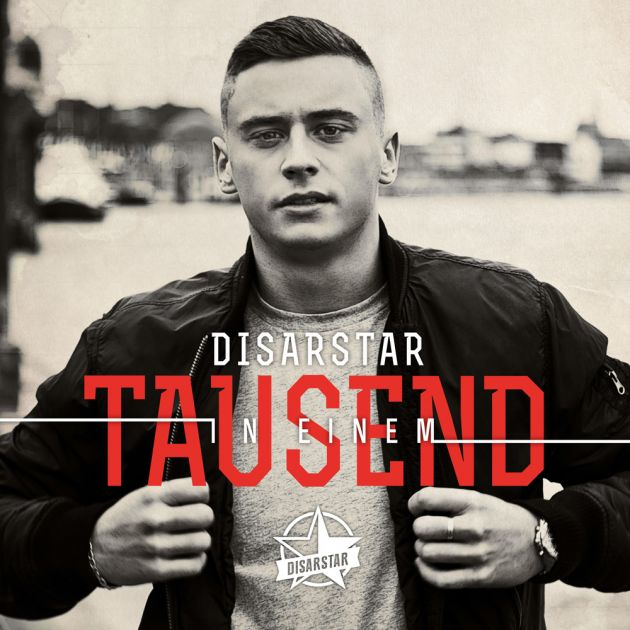 Disarstar – Tausend in Einem EP Album Cover