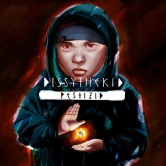 Dissythekid - Pestizid EP Cover