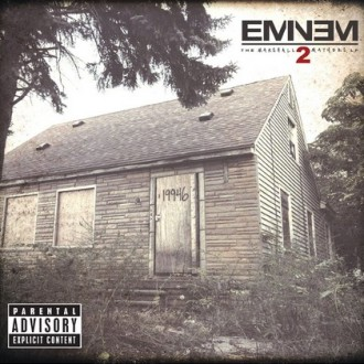 Eminem - The Marshall Mathers LP 2 Album Cover