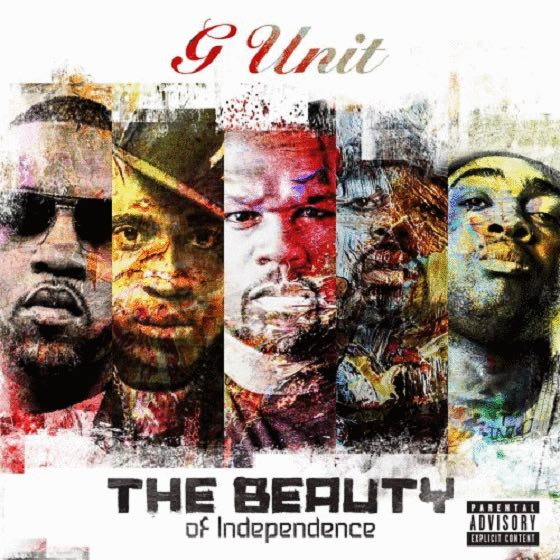 G-Unit – The Beauty Of Independence EP Album Cover