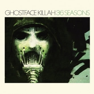 Ghostface Killah - 36 seasons Album Cover