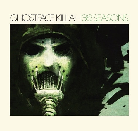 Ghostface Killah – 36 seasons Album Cover