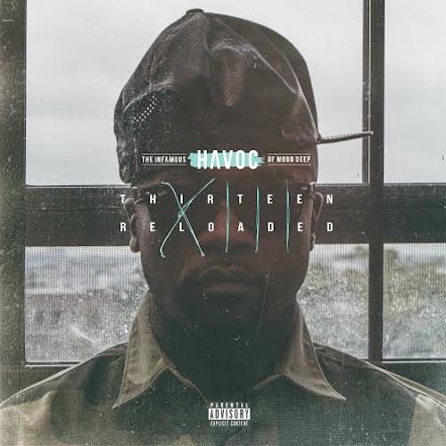 Havoc – Thirteen Reloaded Album Cover