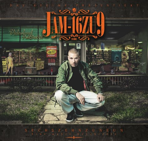 JAM – 16zu9 Album Cover