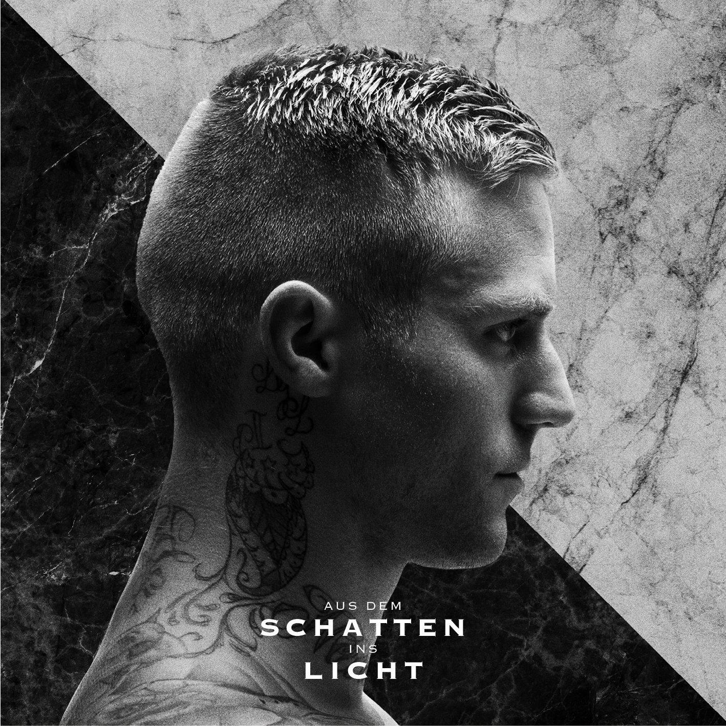 Kontra K – Aus dem Schatten ins Licht Album Cover