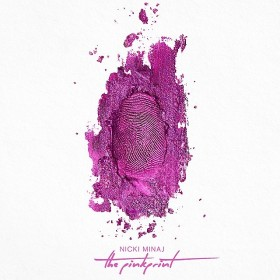 Nicky Minaj - The Pinkprint Album Cover