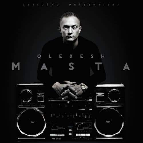 Olexesh – Masta Album Cover