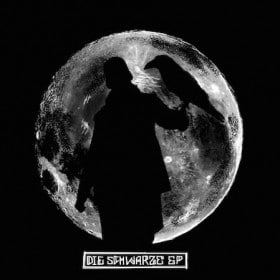 RAF Camora - Die schwarze EP Cover