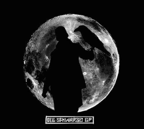 RAF Camora – Die Schwarze EP Album Cover
