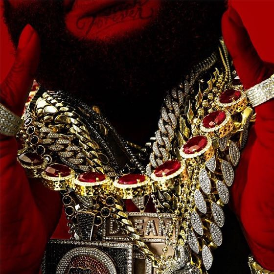 Rick Ross – Hood Billionaire Album Cover