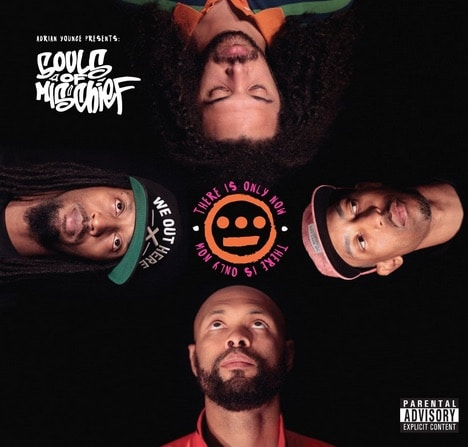 Souls Of Mischief – There Is Only Now Album Cover