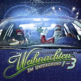 Weihnachten im Untergrund 1-3 Album Cover