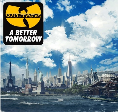 Wu-Tang Clan – A Better Tomorrow Album Cover