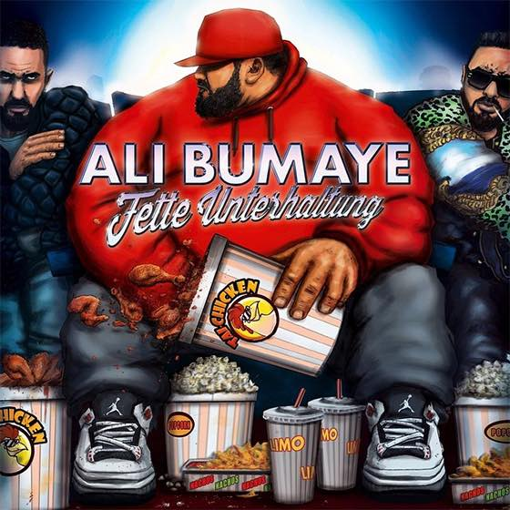 Ali – Fette Unterhaltung Album Cover