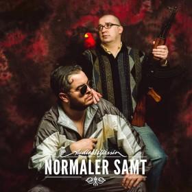 Audio88 & Yassin - Normaler Samt Album Cover
