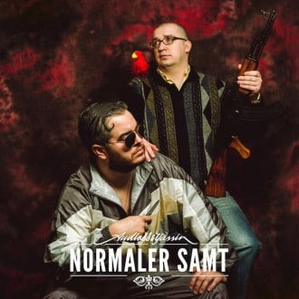 Audio88 & Yassin - Normaler Samt Album Cover
