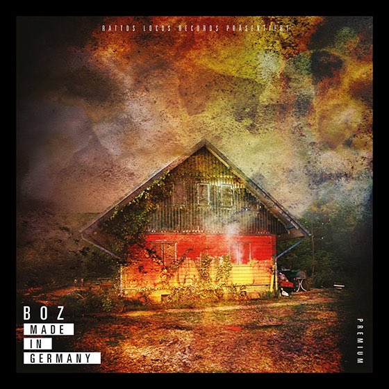 BOZ – Made in Germany Album Cover