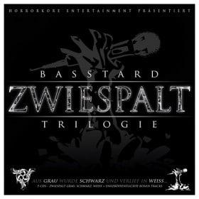 Basstard - Zwiespalt Trilogie Album Cover