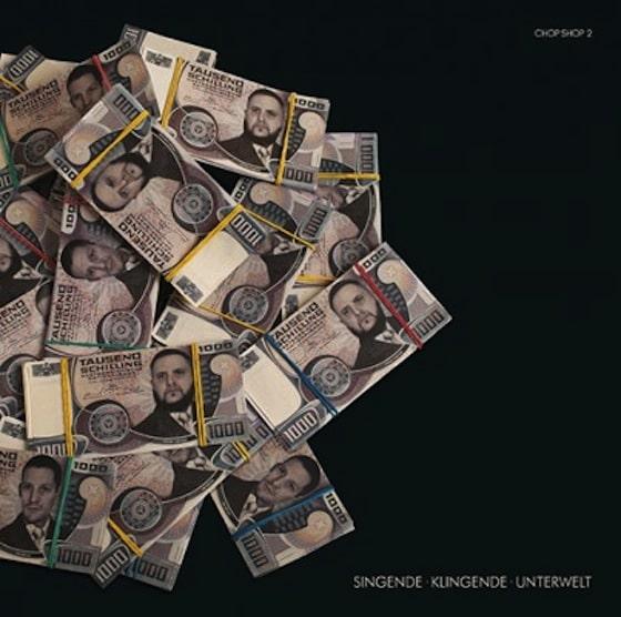 Brenk Sinatra & Fid Mella – Chop Shop 2 Album Cover