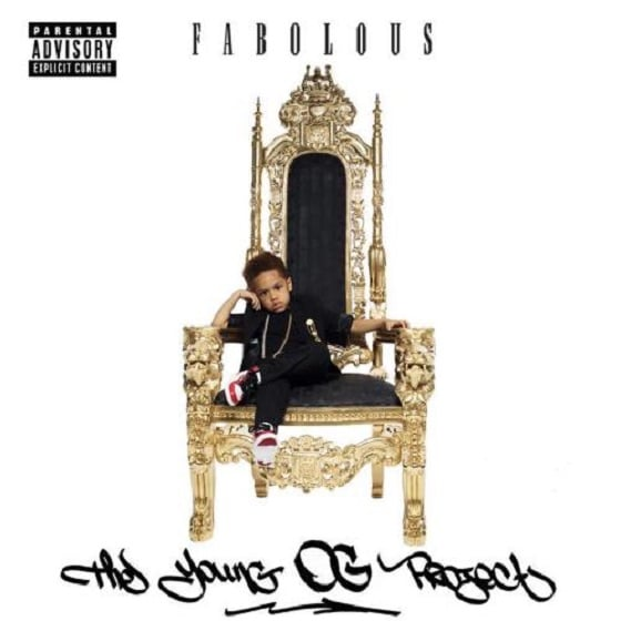 Fabolous – The Young OG Project Album Cover