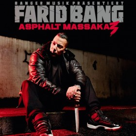 Farid Bang - Assphalt Massaka Album Cover