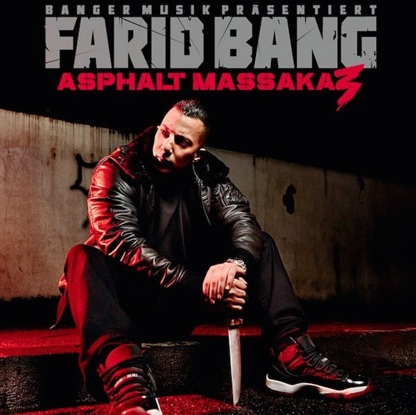 Farid Bang – Asphalt Massaka 3 Album Cover