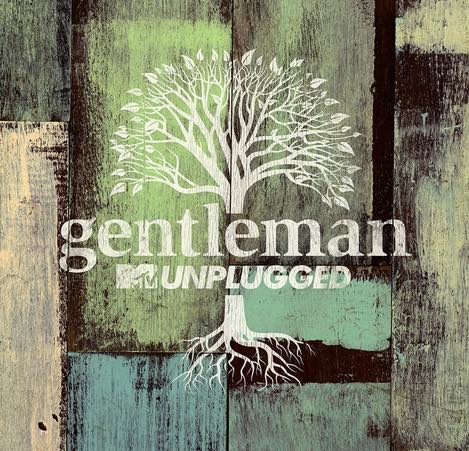 Gentleman - MTV Unplugged Album Cover