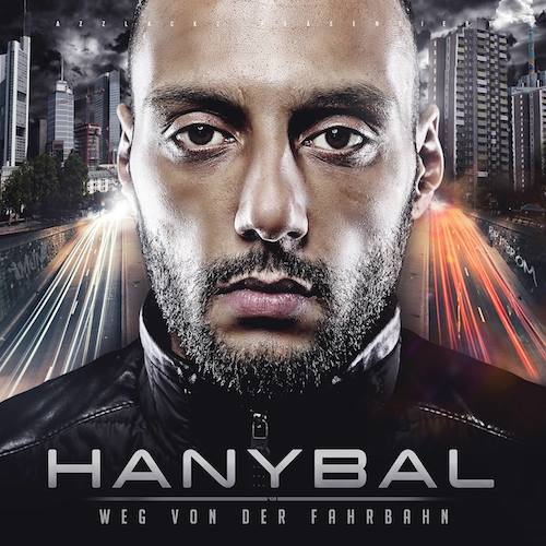 Hanybal – Weg von der Fahrbahn Album Cover