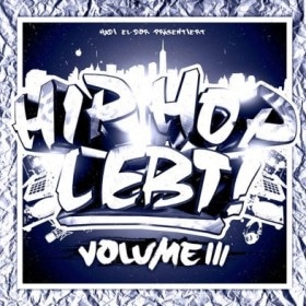 Hip Hop lebt Vol.3 Sampler Album Cover